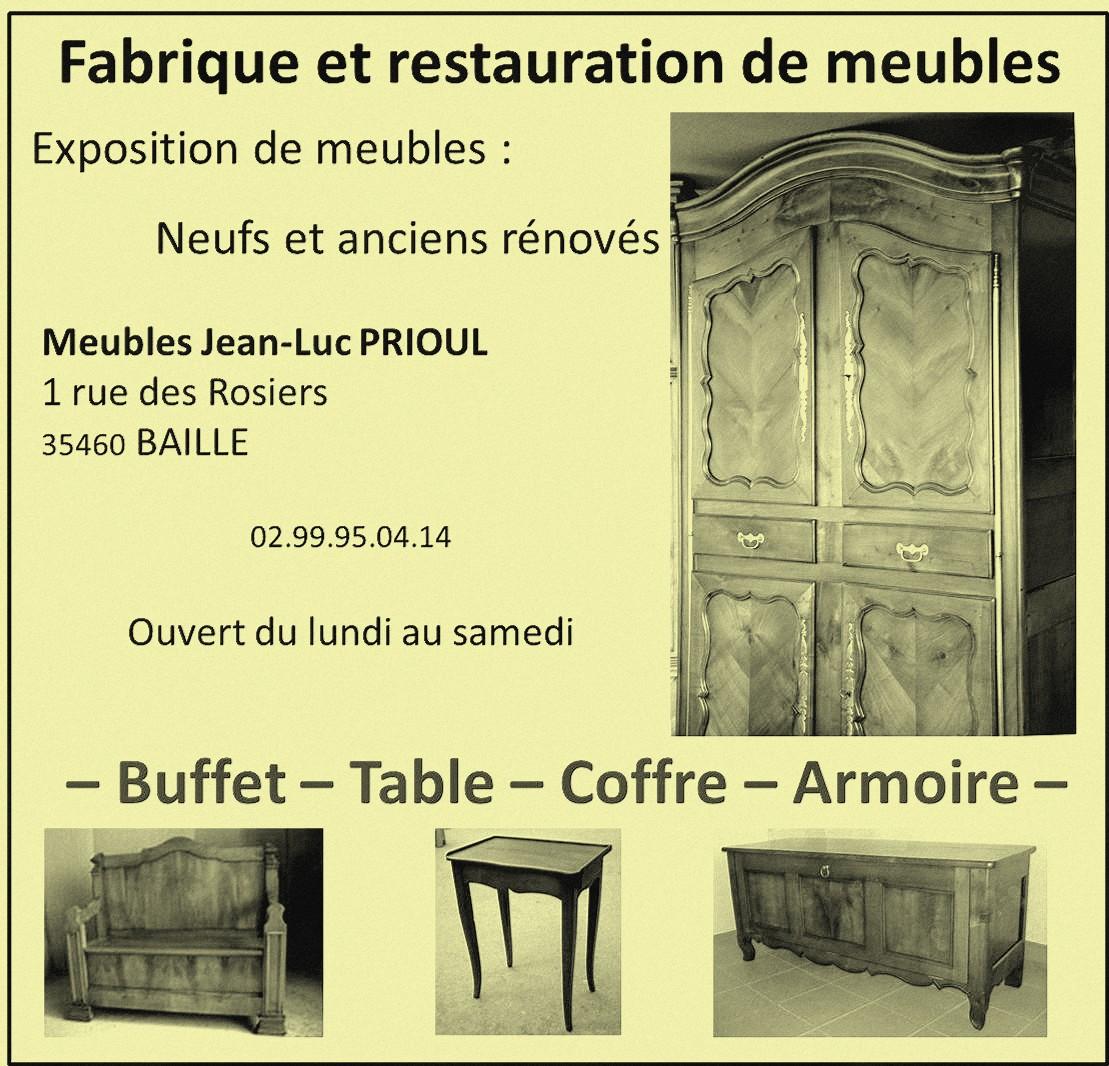 meubles jean luc prioul pr sentation du magasin de meubles. Black Bedroom Furniture Sets. Home Design Ideas