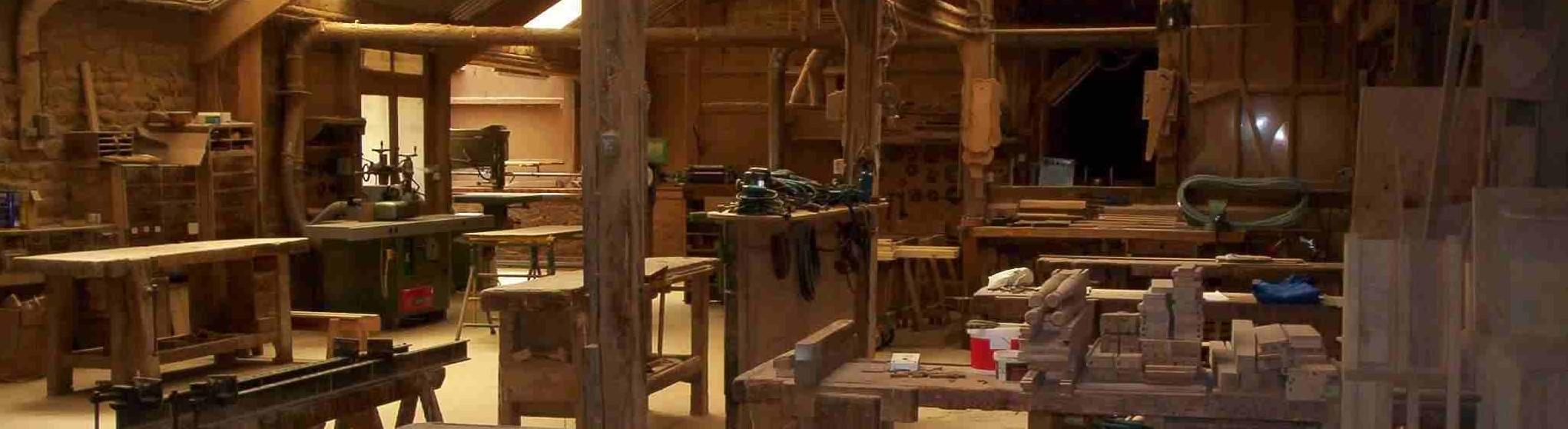 Meubles jean luc prioul fabrique artisanal de meubles - Formation restauration de meubles ...